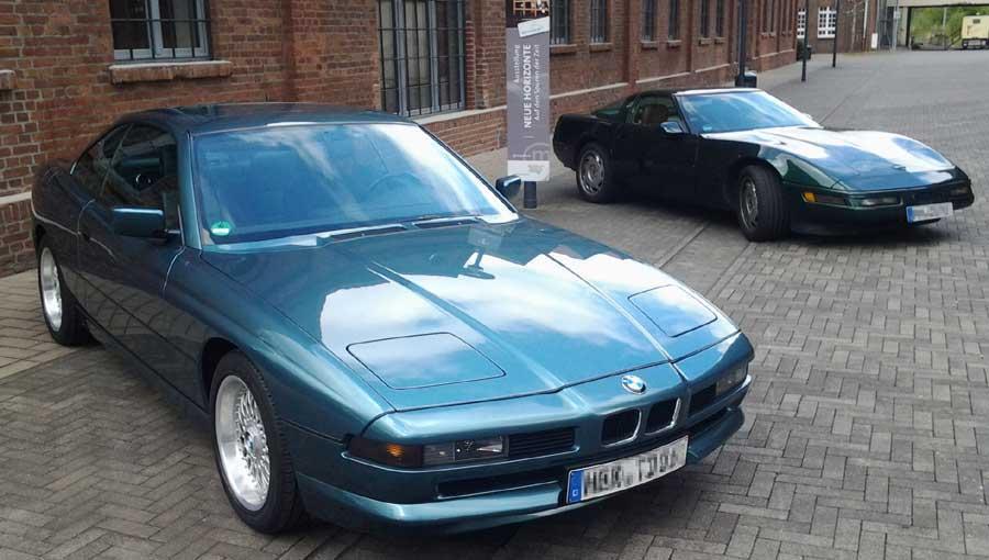 BMW CI E31