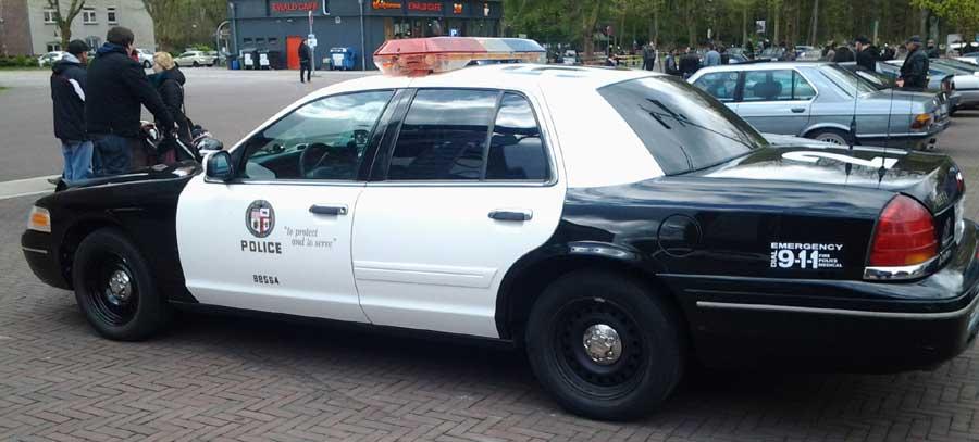 Police Car (Polizei Auto)