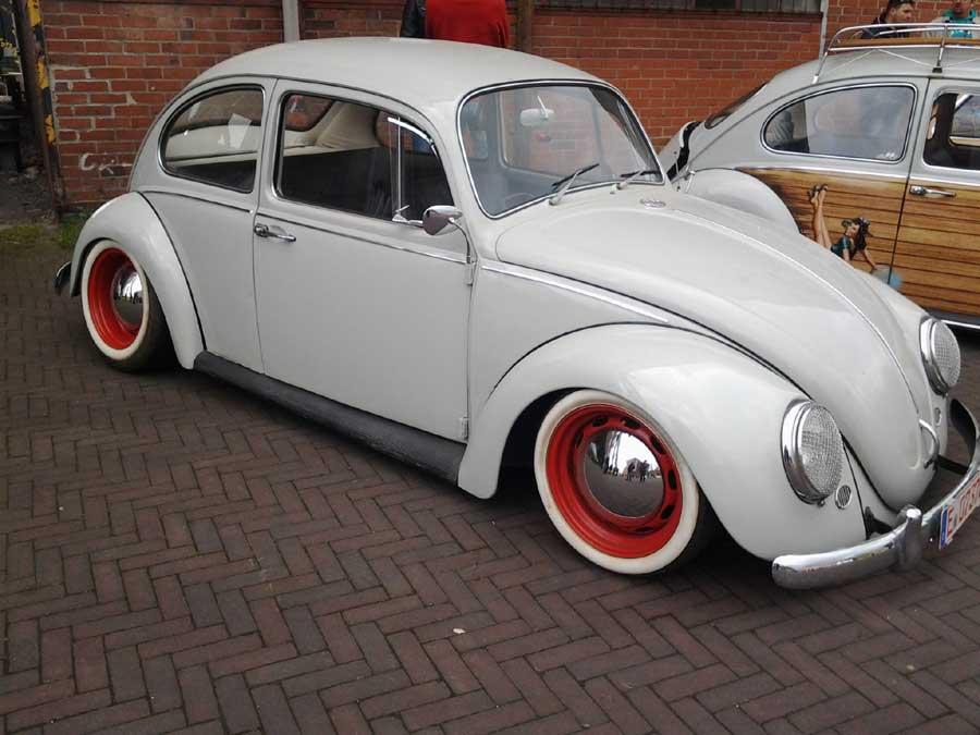 VW Kaefer Tiefergelegt