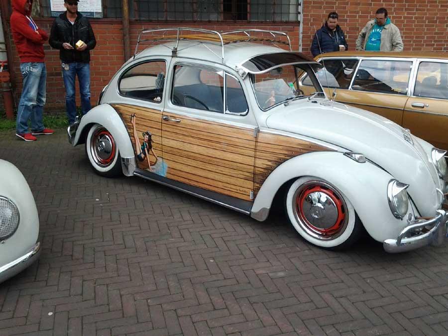 Oldtimer-Treffen VW Käfer