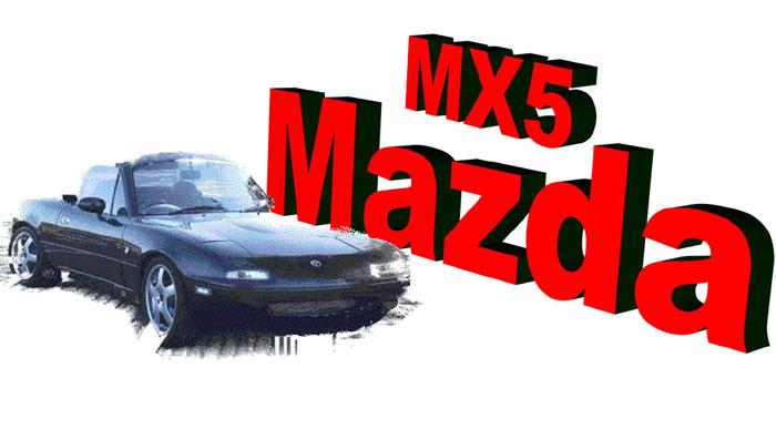 2018 Treffen mit dem Mazda MX5 NA