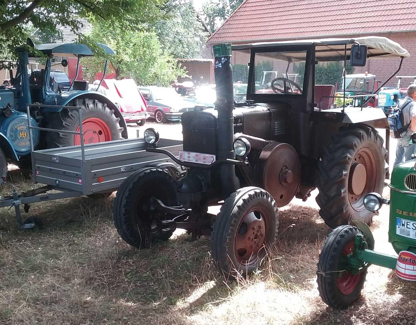 Lanz Traktoren