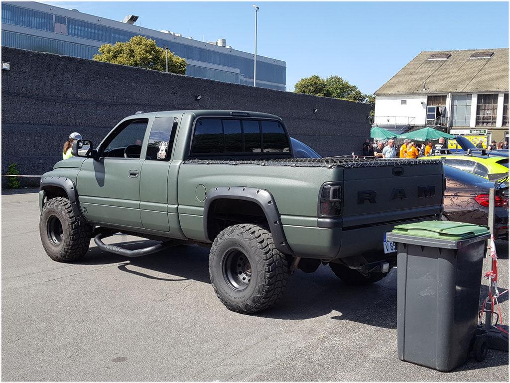 Big-Block US-Car