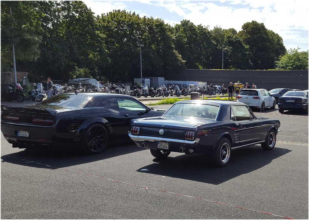 Sportwagen, Ford Mustang, Youngtimer, Oldtimer
