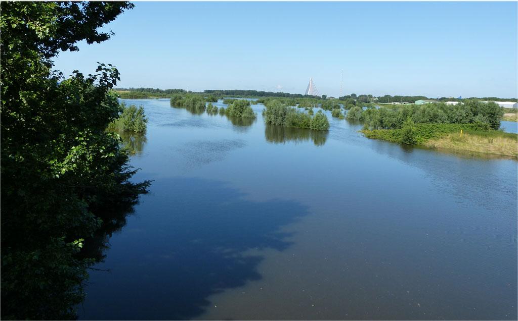 Lippe Hochwasser
