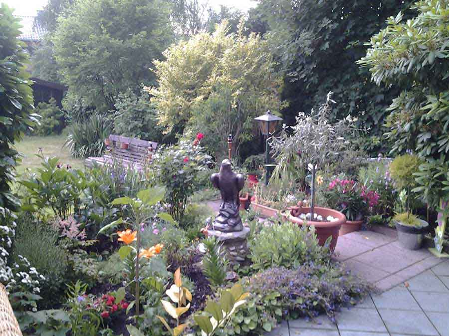 Gartenfreunde mein schöner Garten