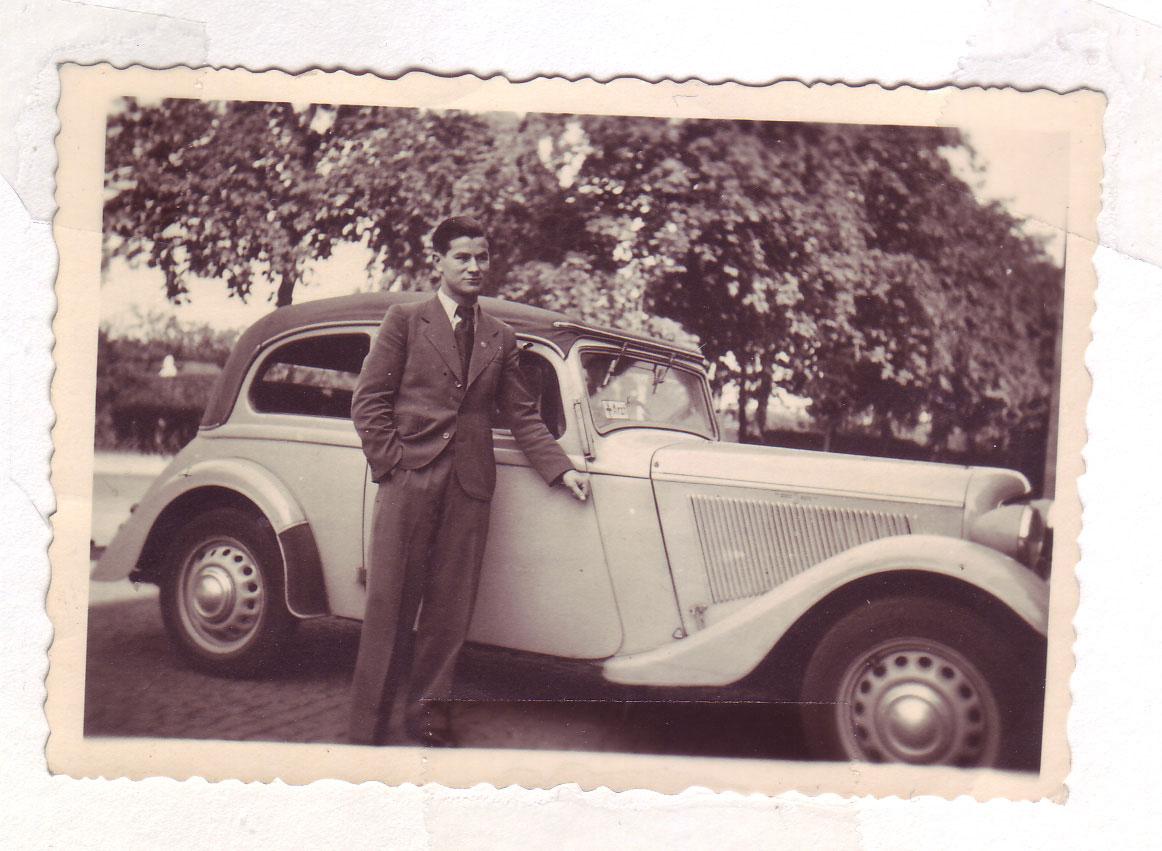 Adler Trumpf Junior Cabrio