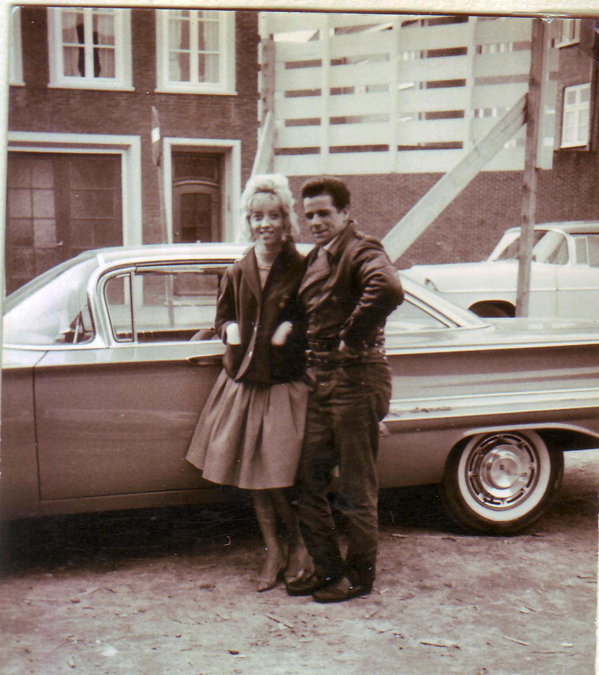 Chevrolet Impala von 1961