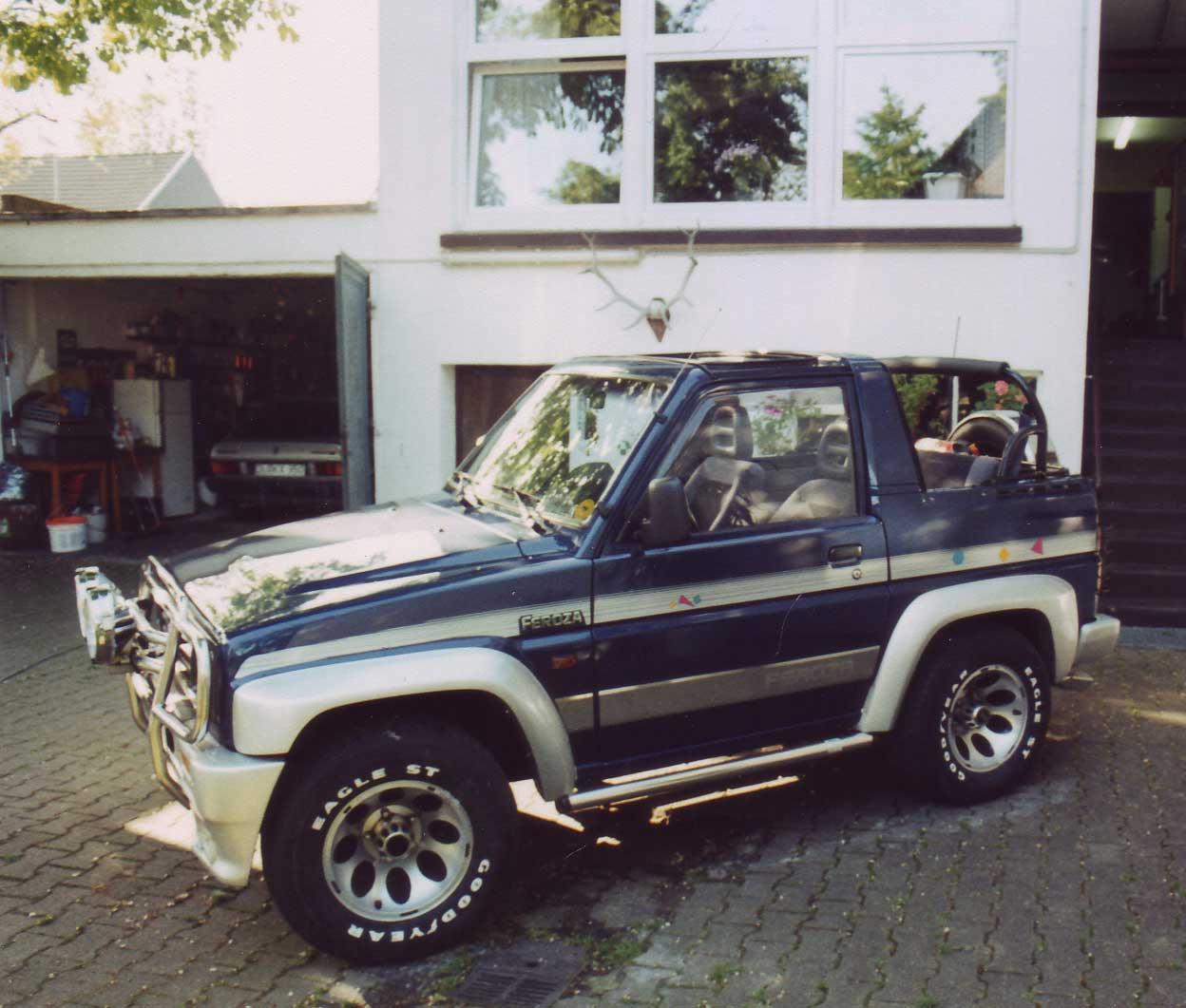 Der Daihatsu Feroza