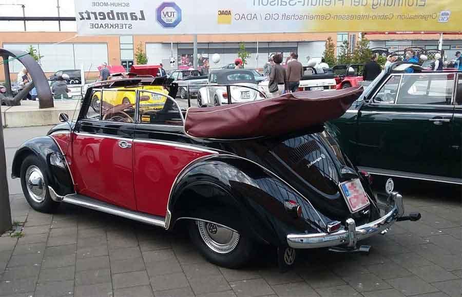 VW Käfer von 1955