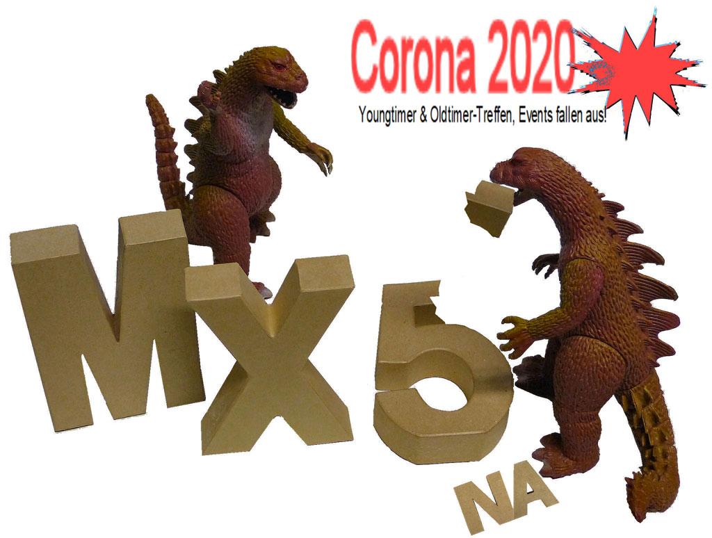 2020 Corona, keine Oldtimer-Treffen, Events