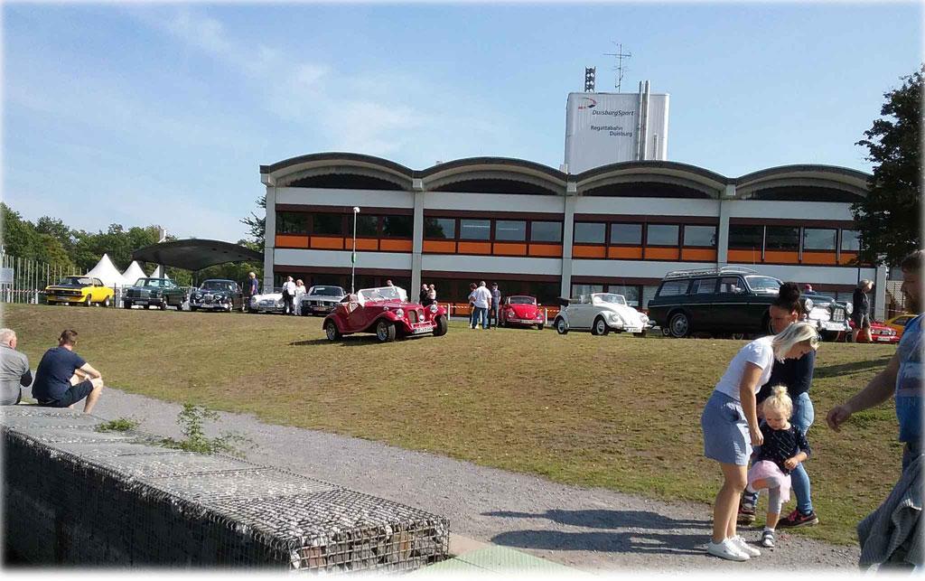 Am Sportpark auf der Dreieckswiese