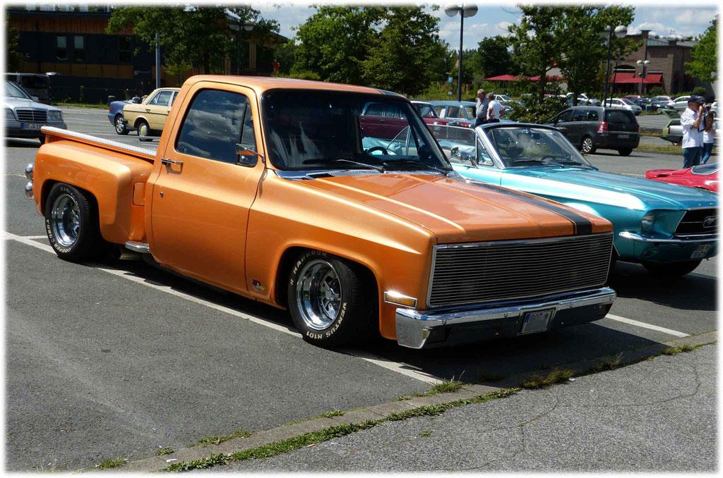 Pickup Oldsmobil