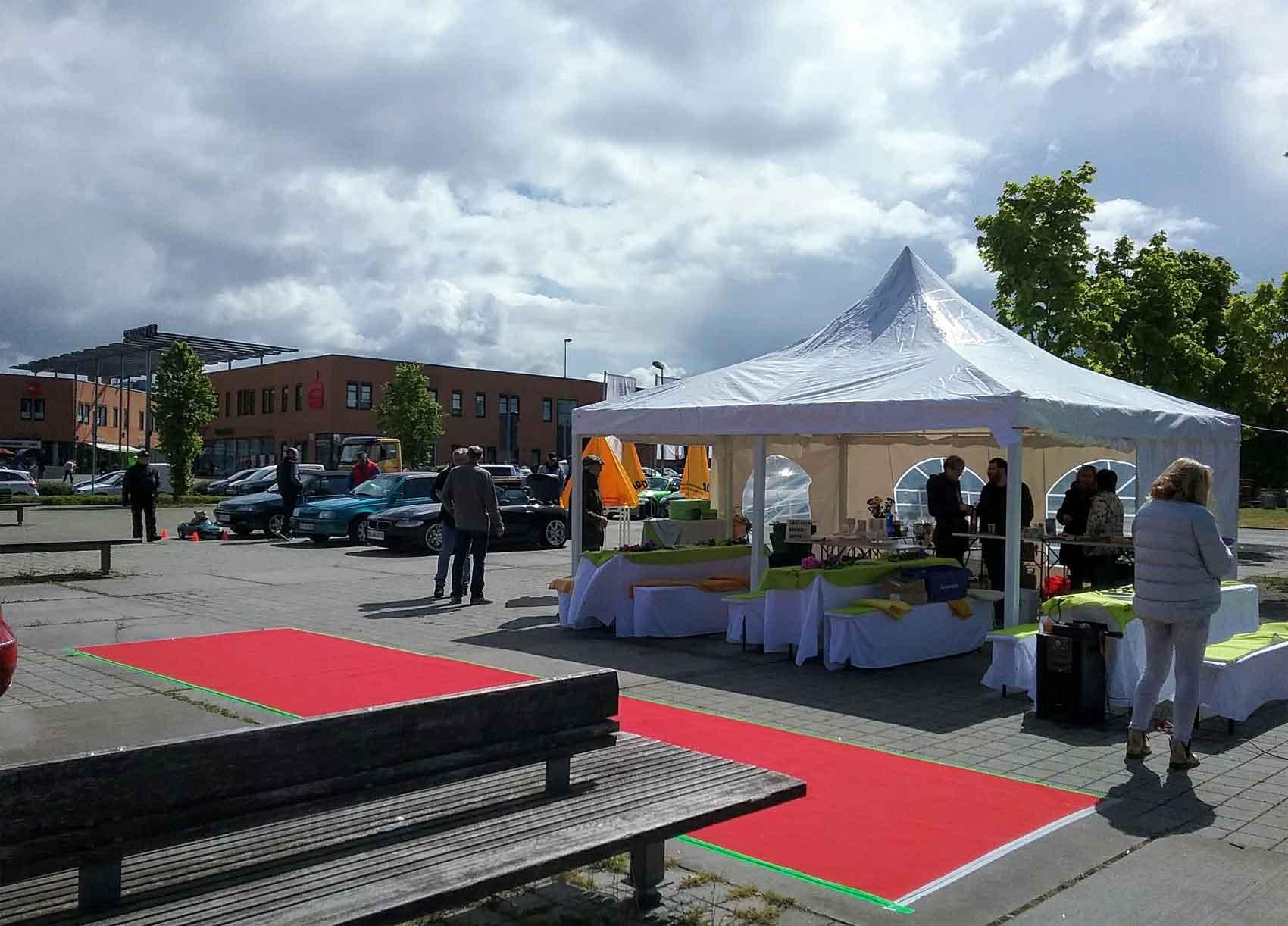 Cabriolet Treffen 2019 in Oberhausen