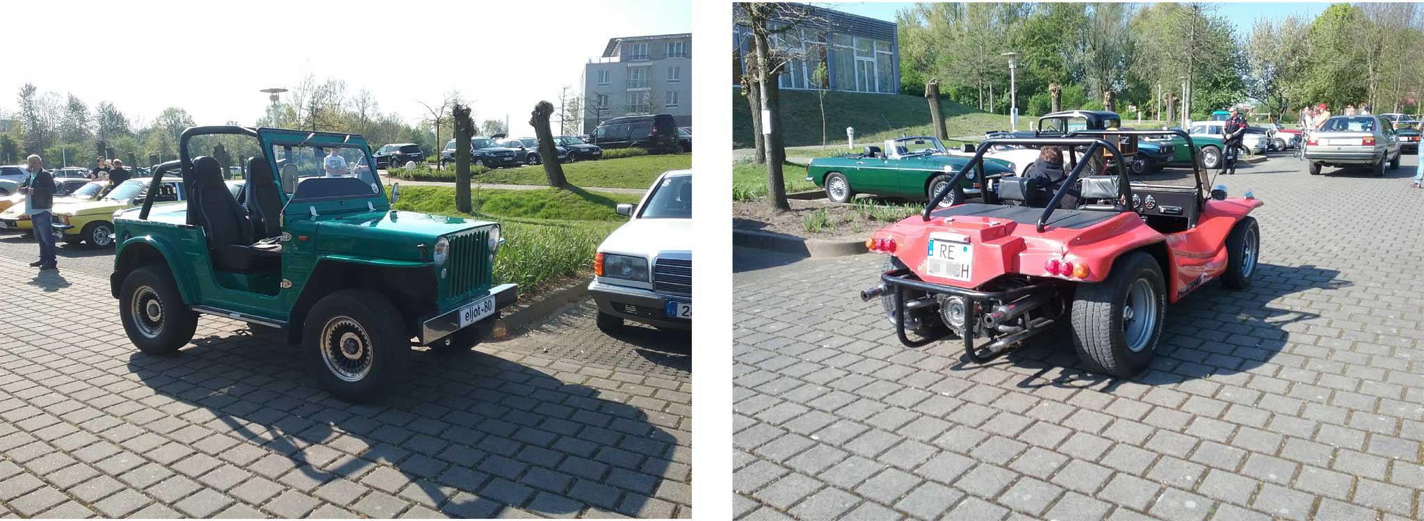 Bilder vom Buggy und Eljot-80