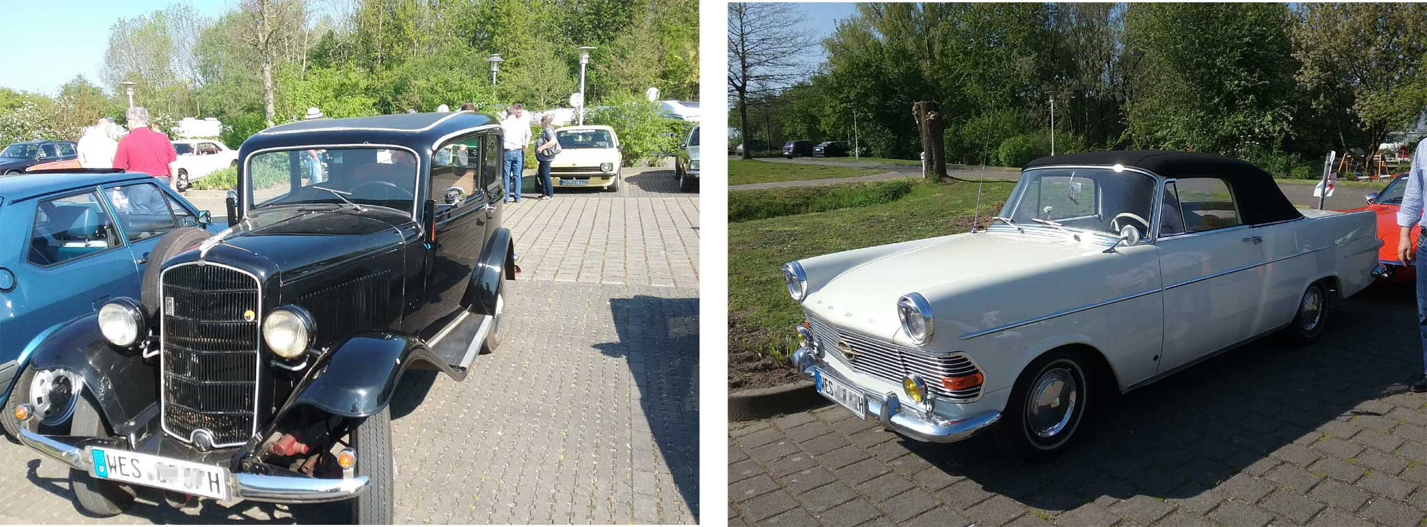 Youngtimer Events, Opel Oldtimer