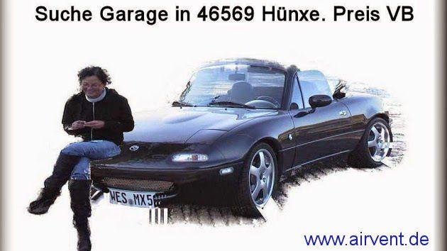 Garage langfristig gesucht in 46569 Hünxe