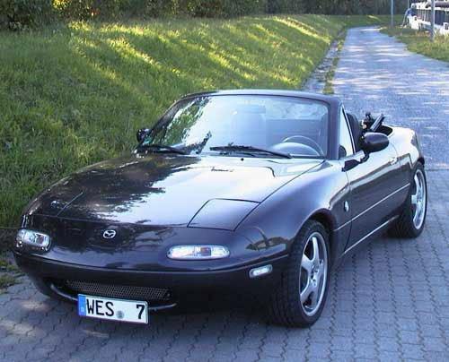 Bilder mx-5, Mazda Kreis Wesel, Dinslaken