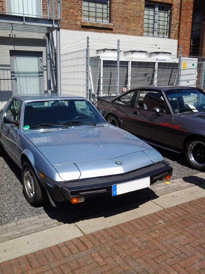 Bertone Fiat X1/9 - 1972 bis 1988
