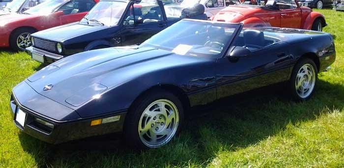 Chevrolet Corvette C4 - 1984 bis 1996