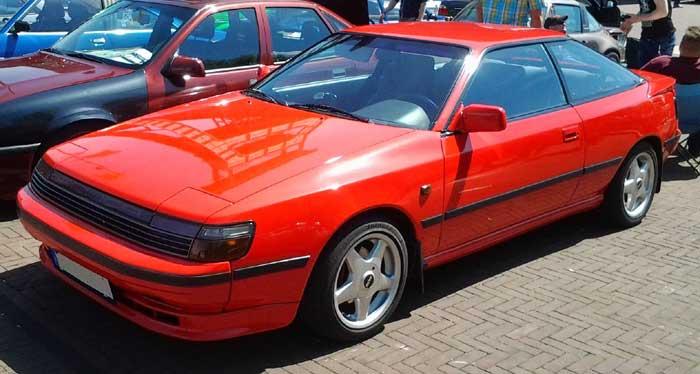 Toyota Celica - 1982 bis 1985