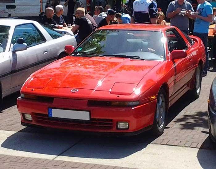 Toyota Supra MK III – 1986 bis 1993